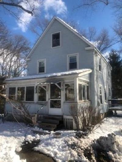 Wakefield Single Family Home Under Agreement: 65 Montrose Ave