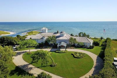 Barnstable MA Single Family Home For Sale: $19,500,000