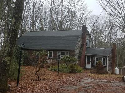 Holliston Single Family Home Under Agreement: 29 Hill Street
