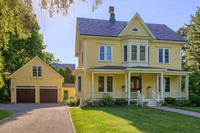 Concord Single Family Home For Sale: 77 Wood Street