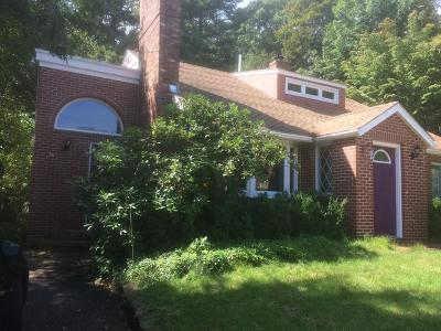 Newton Single Family Home For Sale: 36 Walsh Rd
