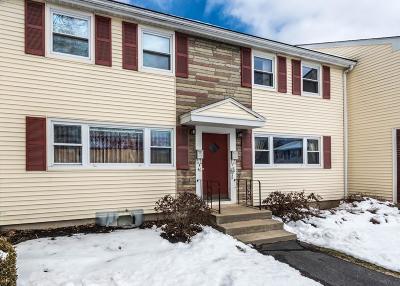 Framingham Condo/Townhouse Under Agreement: 48 Prescott St #48
