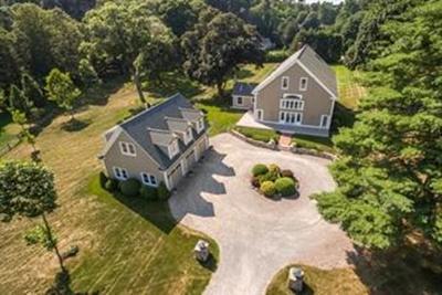 Wenham, Hamilton Single Family Home For Sale: 786 Bay Road