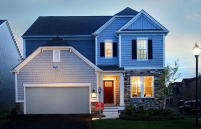Weymouth Single Family Home For Sale: 186 Stonehaven Drive #Lot 47