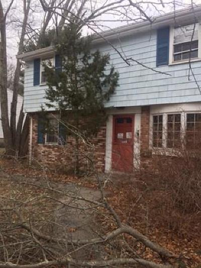 Avon Single Family Home For Sale: 1 Nichols Ave