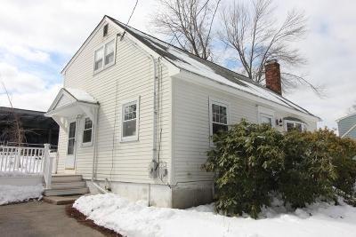 Burlington Rental For Rent: 14 Dearborn Rd.
