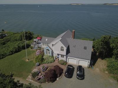 Wellfleet MA Single Family Home For Sale: $2,999,995