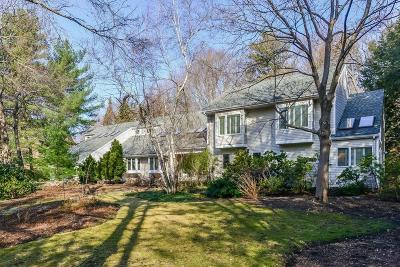 Newton Single Family Home For Sale: 1 Croftdale Rd