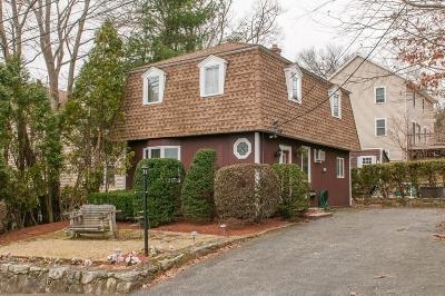 Lynnfield Single Family Home Sold: 21 Beechwood