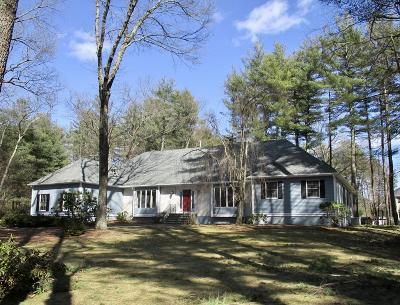 Sudbury MA Single Family Home For Sale: $1,049,000