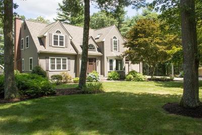 Foxboro Single Family Home Contingent: 5 Michelle's Way