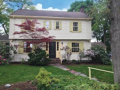 Newton Single Family Home New: 14 Hillcrest Cir