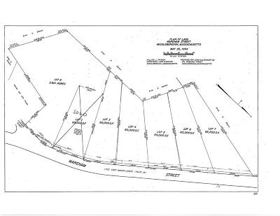 Middleboro Residential Lots & Land For Sale: 384 Wareham Street