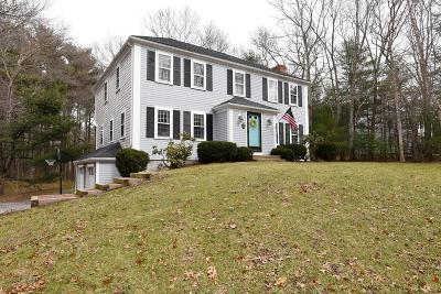 Marshfield Single Family Home For Sale: 11 Steamboat Drive