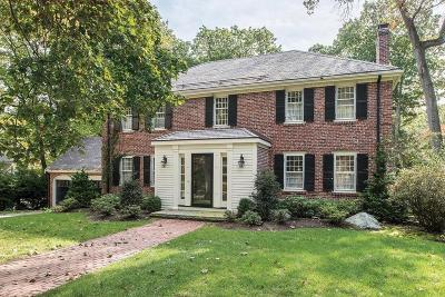 Newton Single Family Home For Sale: 79 Howland Road