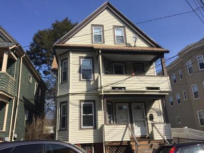 Somerville Multi Family Home New: 53-55 Hawthorne Street