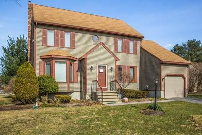 Stoughton Condo/Townhouse New: 62 Copperwood Dr. #62