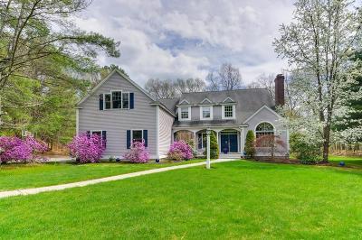 Sudbury Single Family Home For Sale: 35 Julians Way