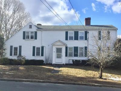 Multi Family Home Under Agreement: 54 High St