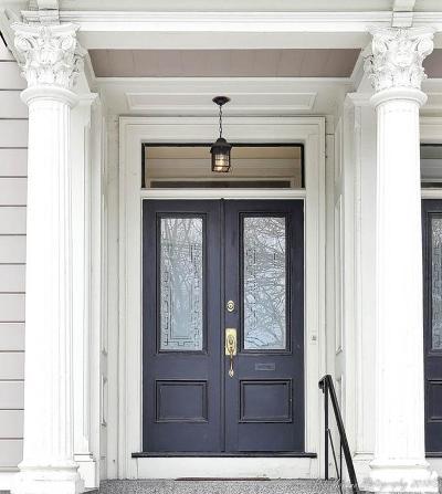 Salem MA Single Family Home Sold: 46 Chestnut Street
