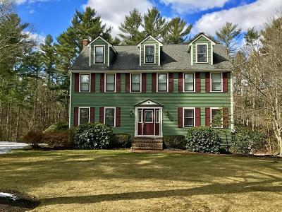 Duxbury Single Family Home For Sale: 34 Chandler Mill Dr