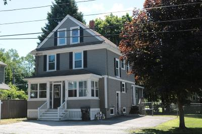 Methuen, Lowell, Haverhill Single Family Home New: 71 Brockton Ave