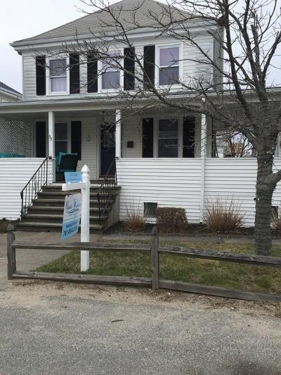 Hull Single Family Home For Sale: 59 B St