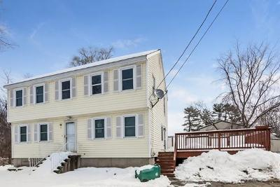 Methuen, Lowell, Haverhill Single Family Home New: 75 Townsend Ave