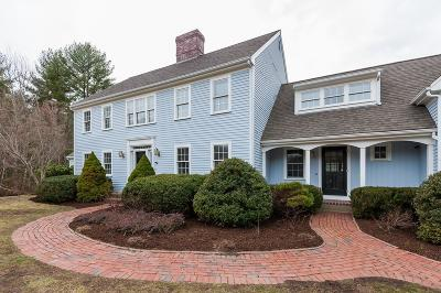 Duxbury Single Family Home For Sale: 10 Lyman Street