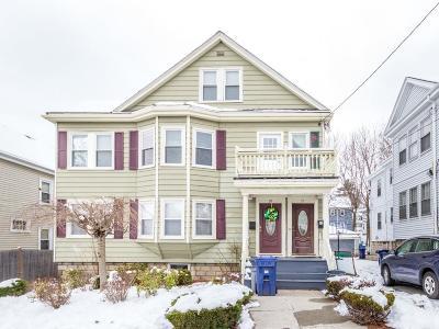 Boston Condo/Townhouse New: 26-28 Owencroft #1