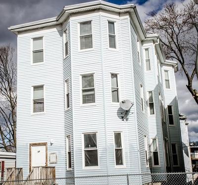 Boston Multi Family Home New: 64 Richfield St