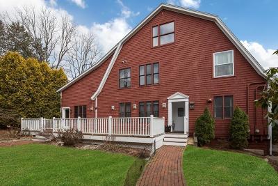 Framingham Single Family Home Under Agreement: 949 Pleasant St #949