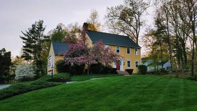 Acton Single Family Home For Sale: 469 Massachusetts Ave