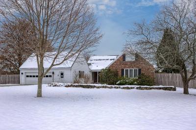chelmsford Single Family Home For Sale: 7 Jerridge Lane