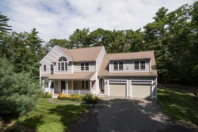 Plymouth Single Family Home For Sale: 29 Halfway Pond Road