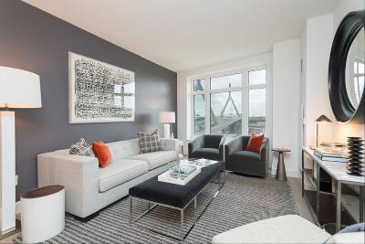 Boston Condo/Townhouse New: 100 Lovejoy Place #5F