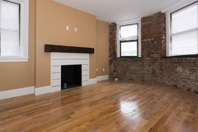 Brookline Rental For Rent: 32 Linden St #1