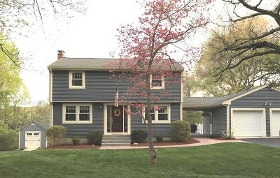 Southborough Single Family Home Under Agreement: 38 Flagg Road
