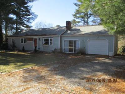 Barnstable MA Single Family Home New: $285,000