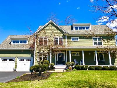 Pembroke Single Family Home New: 7 Deerfield Lane