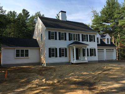 Duxbury Single Family Home For Sale: 485 Franklin Street