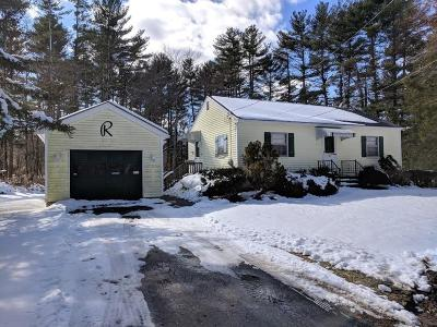 Taunton Single Family Home For Sale: 104 Worcester Street