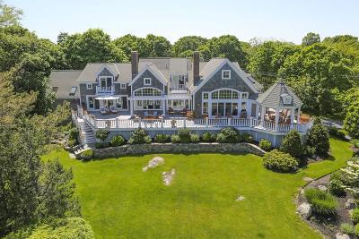 Cohasset MA Single Family Home New: $3,595,000