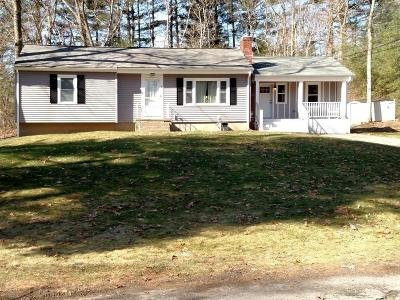 Natick MA Single Family Home Price Changed: $589,900