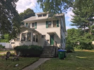 Medford Single Family Home New: 52 Monmouth Ave