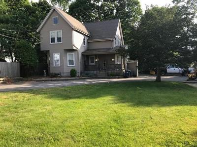 MA-Suffolk County Multi Family Home New: 127 Dana Ave