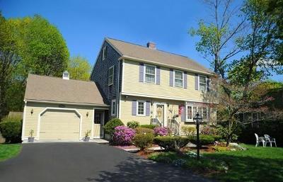 Braintree Single Family Home For Sale: 1908 Washington Street