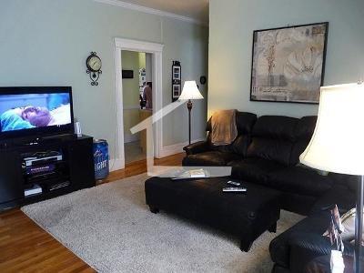 Brookline Rental For Rent: 1537 Beacon Street #1F