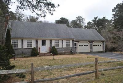 Wellfleet MA Single Family Home New: $399,000