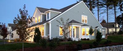 Holliston Condo/Townhouse For Sale: 136 Brooksmont Drive #47